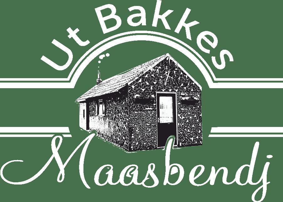 ut bakkes Logo wit